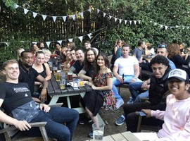 TMAP Stoke Summer Drinks